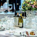 Knigge Tisch richtig eindecken für Gentleman