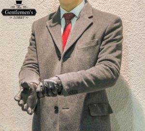 The Gentlemen's Lobby Herren Mantel für Gentleman und Gentlemen von Strenesse Kaufen